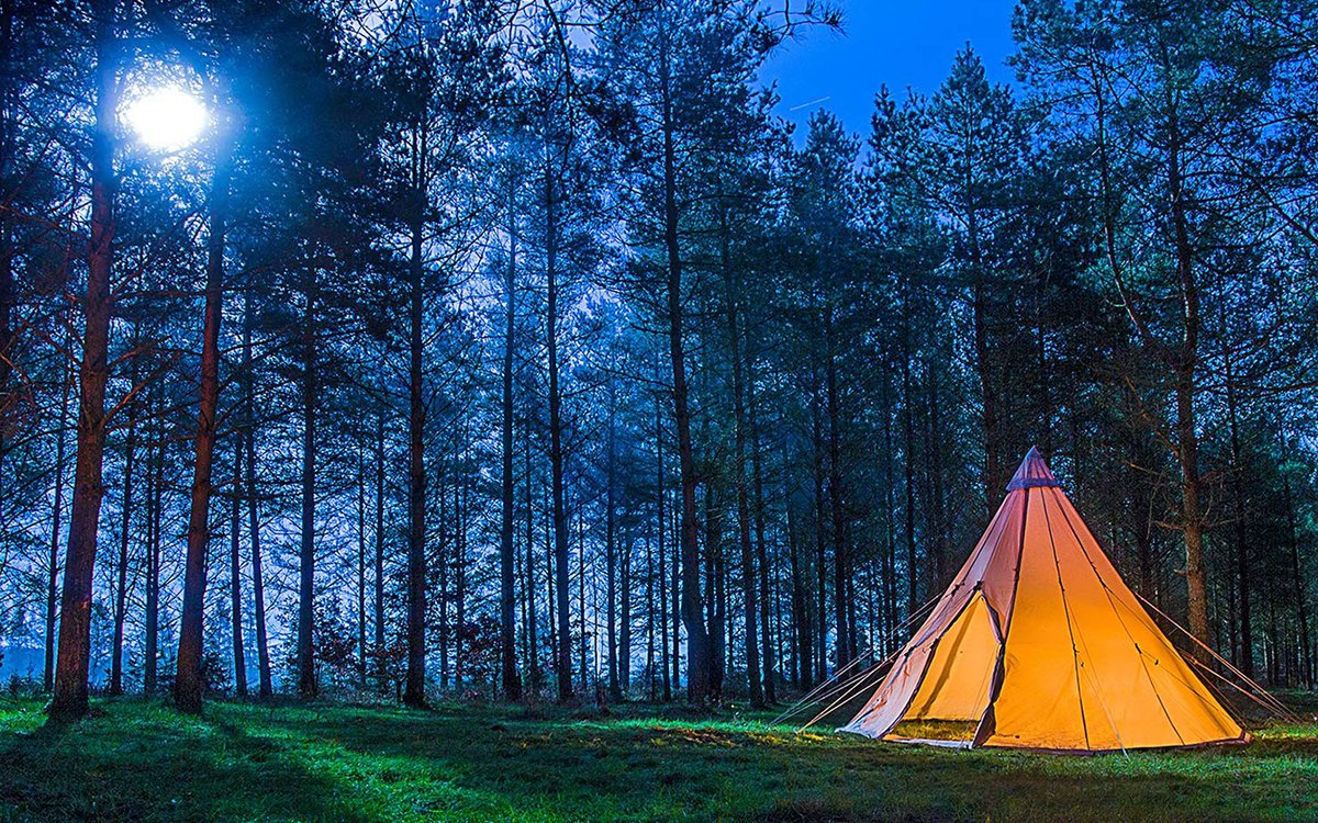 The Most Wonderful, Impractical Tent on the Market Hails From Denmark