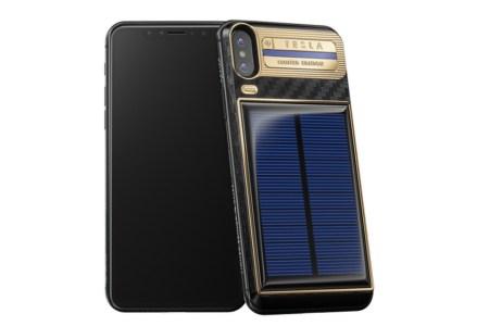 Caviar Tesla iPhone