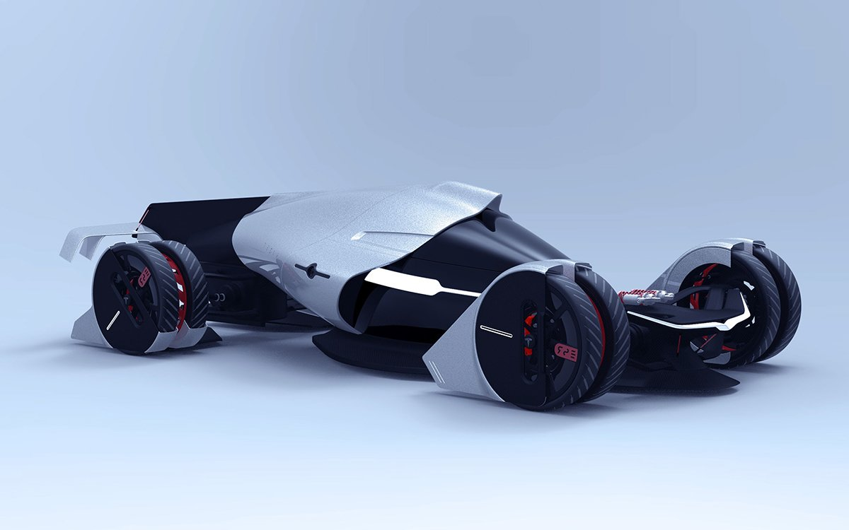 Will This Tesla Concept Win Le Mans in 2030?