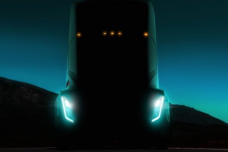 Here's to Hoping Tesla's Semi Truck, Ahem, Delivers