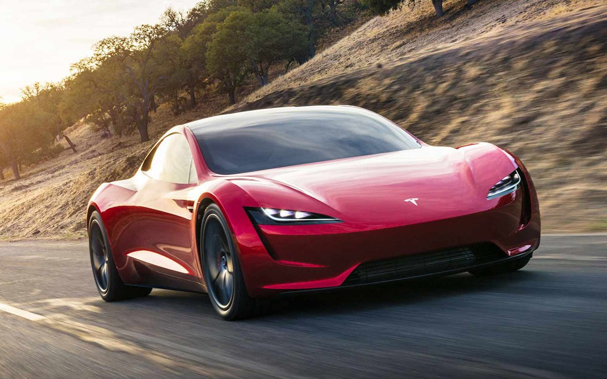 Tesla's 1.9-Second Roadster Just Arrived Way Ahead of Schedule