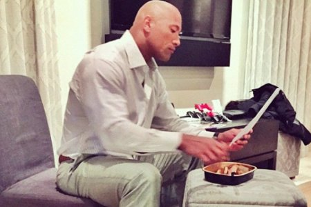 The Rock's Cheat-Day Meals Are Straight Out of a Stoner Fever Dream
