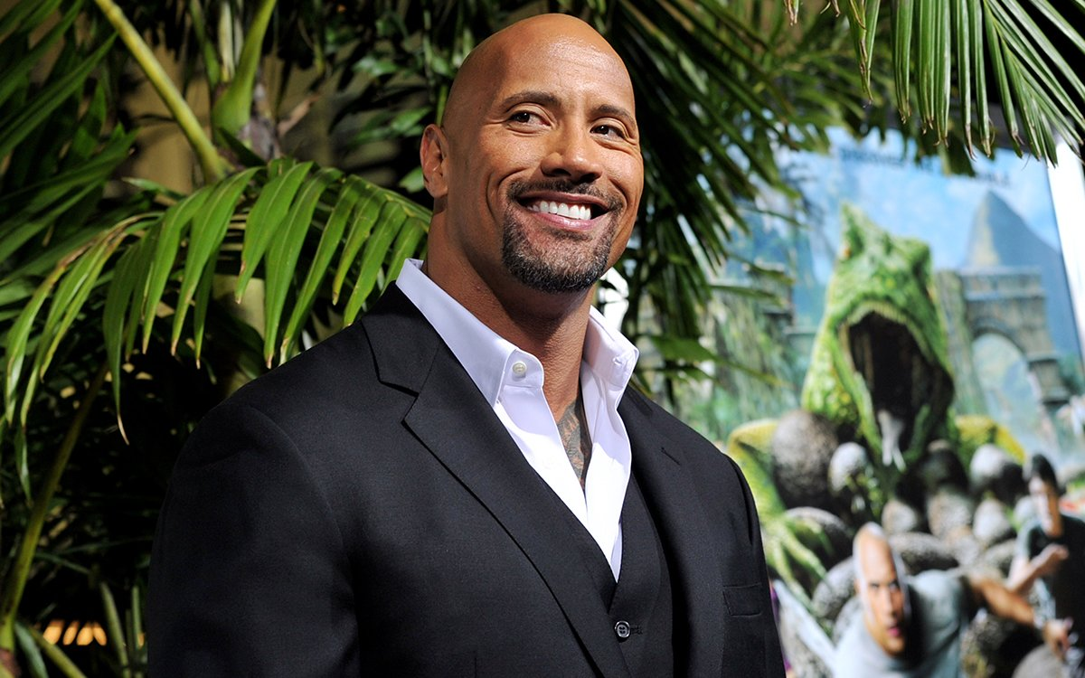 Some Wise Guy Just Filed a Presidential Campaign for One Dwayne Johnson