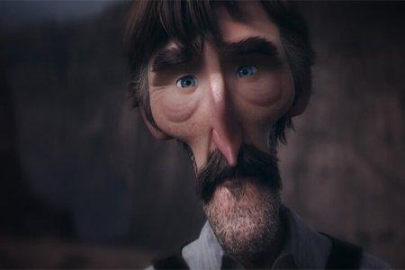 A Pair of Pixar Vets Just Made a Super Bleak Western Short