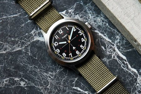 The Closest Thing You'll Get to a Vintage Military Watch for Under $150