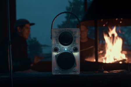 It's a Lantern With a Bluetooth Speaker. Brilliant.