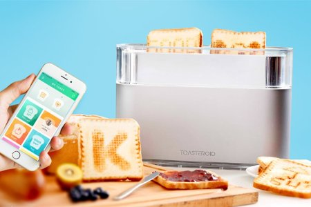The Toasteroid Is Here, the Toaster Doing Things You Honestly Cannot Imagine
