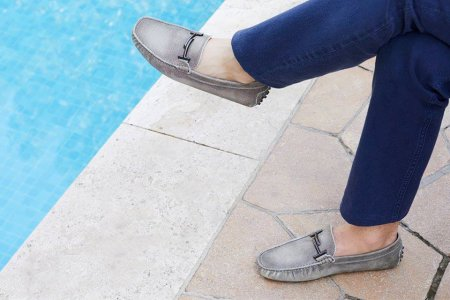 A Gentleman Is Better Off Customizing His Own Driving Loafer