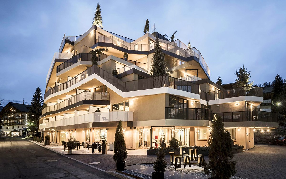An Alpine Resort So Pretty You Might Not Even Want to Go Outside