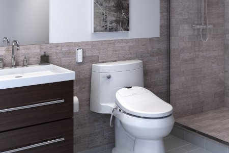 """We'll Say It: The World's First """"Smart"""" Bidet Is Unequivocally Awesome"""
