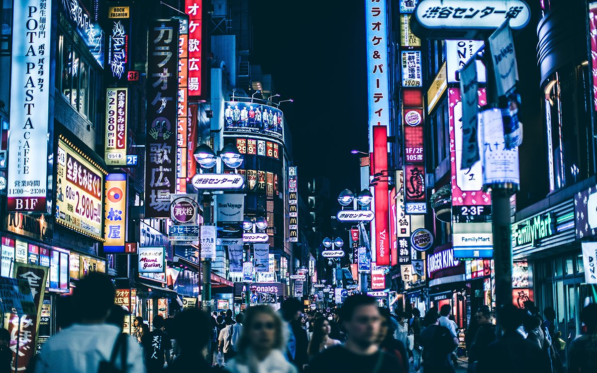 Buy That Ticket to Japan: Tokyo Is the World's Safest City