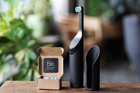 This Electric Toothbrush Can Run Forever Without a Charge