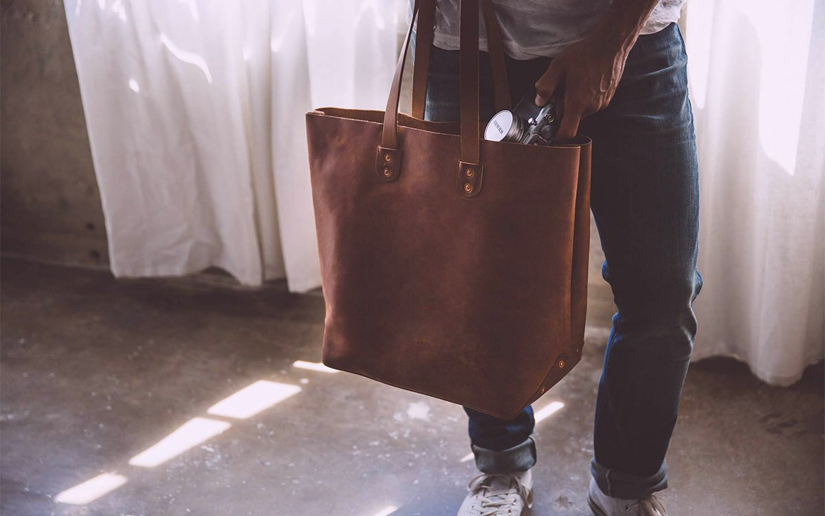 These Tote Bags Will Never Question Your Masculinity