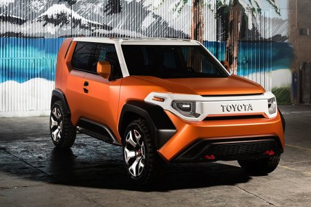 We Hereby Dub Toyota's New Off-Roader the Swiss Army Truck