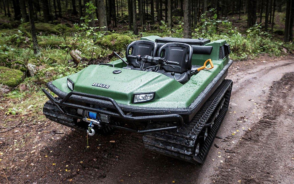 Tinger Track S500 Waterproof ATV Made