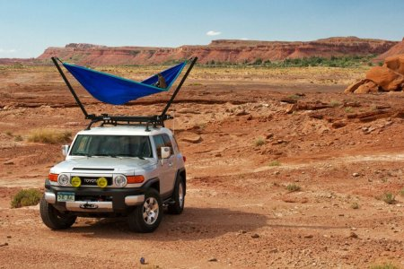 Where There Is a Car Hammock, There Is Happiness