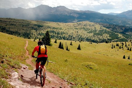 39,000 Miles of High-Grade Colorado Trail, in One Interactive Map