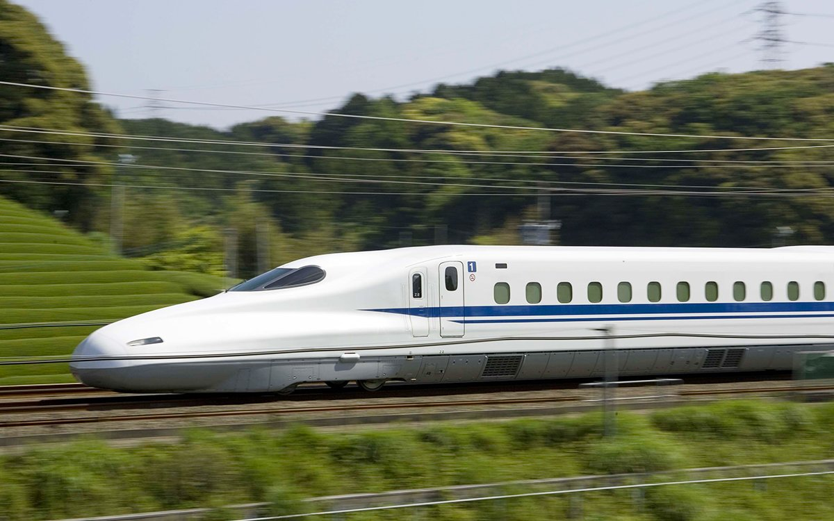 Texas Is Planning a Bullet Train Between Dallas and Houston