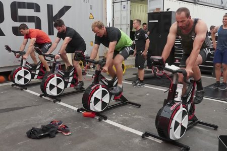 This America's Cup Workout Is Almost as Grueling as the Race Itself