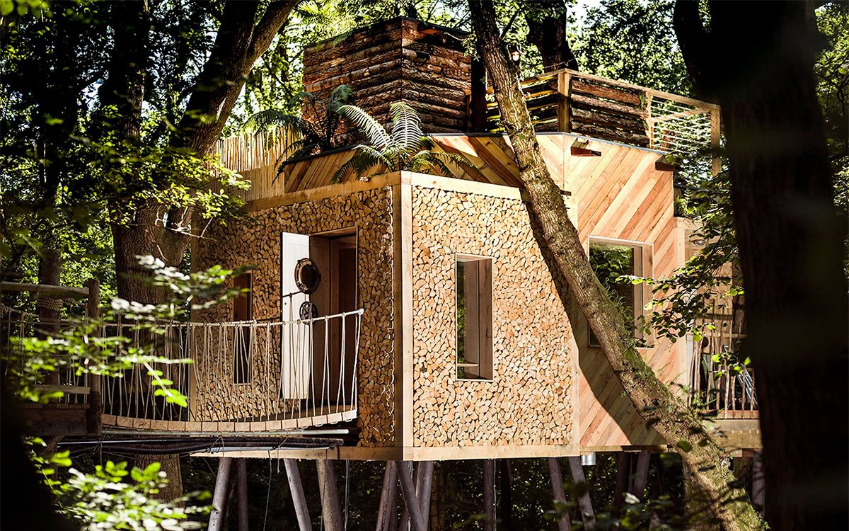 This Treehouse Is Probably Nicer Than Where You Live