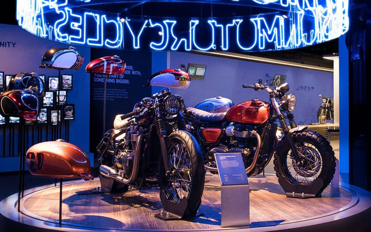 Steve McQueen's Triumph Is Now in a Museum, Where it Belongs