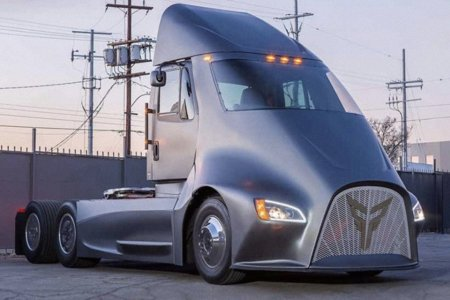 The Electric Truck That Wants to Beat Elon Musk at His Own Game