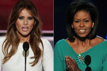 Twitter Is Going Nuts Over Melania Trump's Copycat Speech