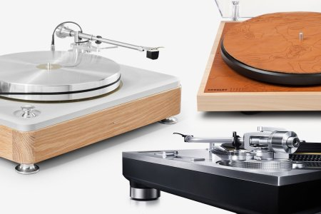 The Three Record Players That'll Be on Every Vinyl Lover's Wish List
