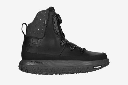Under Armour and Michelin Just Built the Boot-Equivalent of a Monster Truck