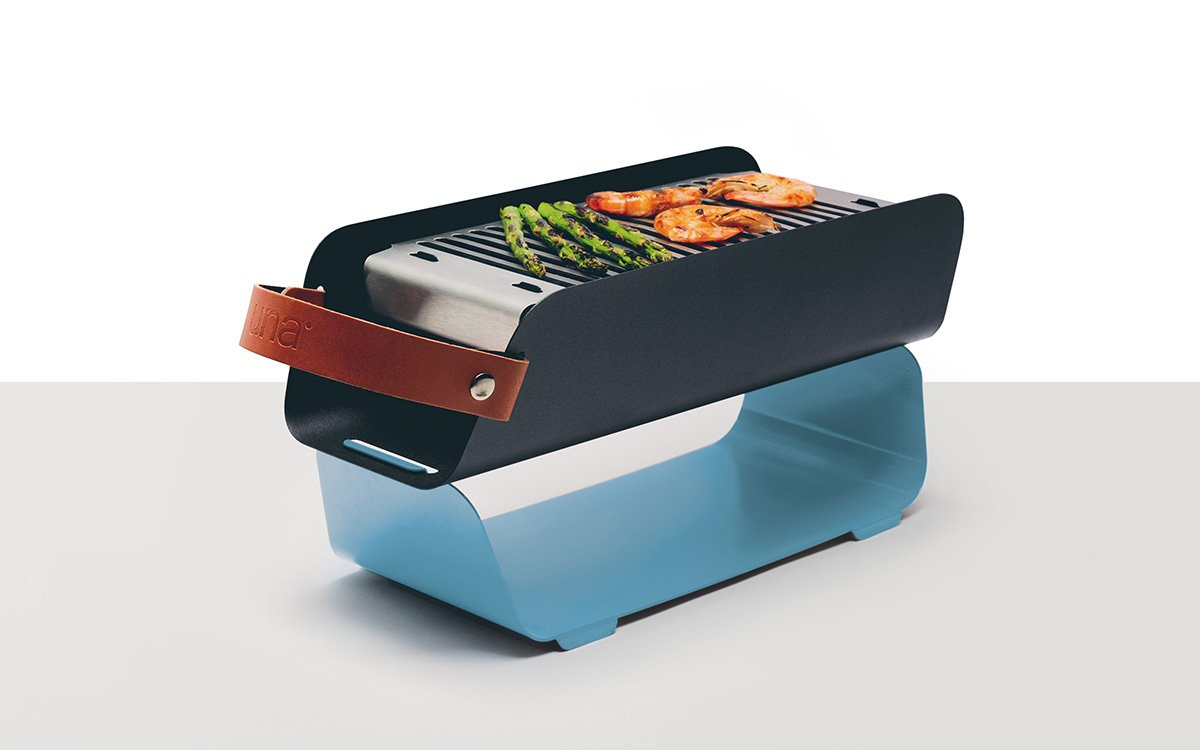 Look at This Portable Grill. It's Frickin' Adorable.