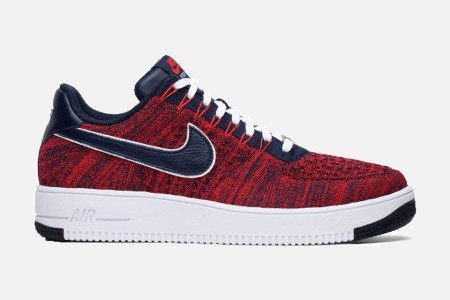 Special Edition Nike x Patriots Air Force 1s Are Selling for Crazy Amounts of Money