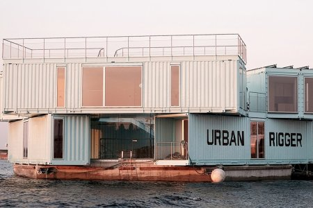 This Is a College Dorm. And Yes, It Floats.