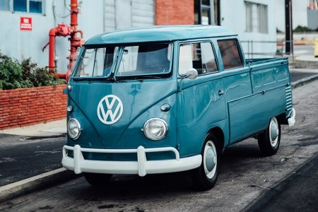 That Time VW Attempted to Make a Pickup Truck