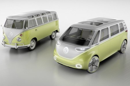 The VW Electric Minibus Is Confirmed, People