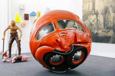 A VW Beetle Rolled Into A Ball Is the Most Oddly Satisfying Thing You'll See Today