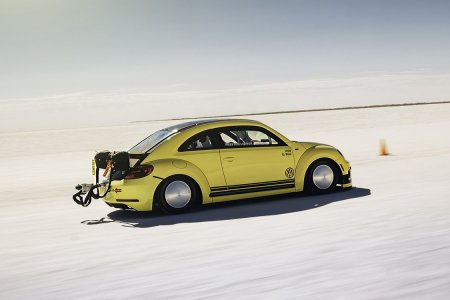 This Is What a 205-MPH VW Beetle Looks Like