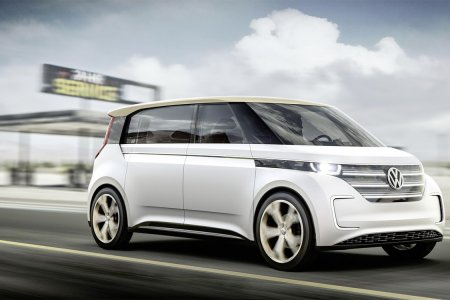 If This Electric Volkswagen Microbus Had Cheeks, We'd Pinch 'Em