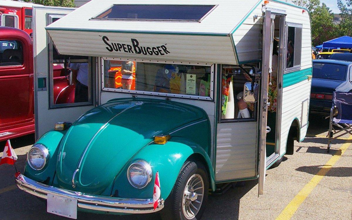 Super Bugger Camper - InsideHook