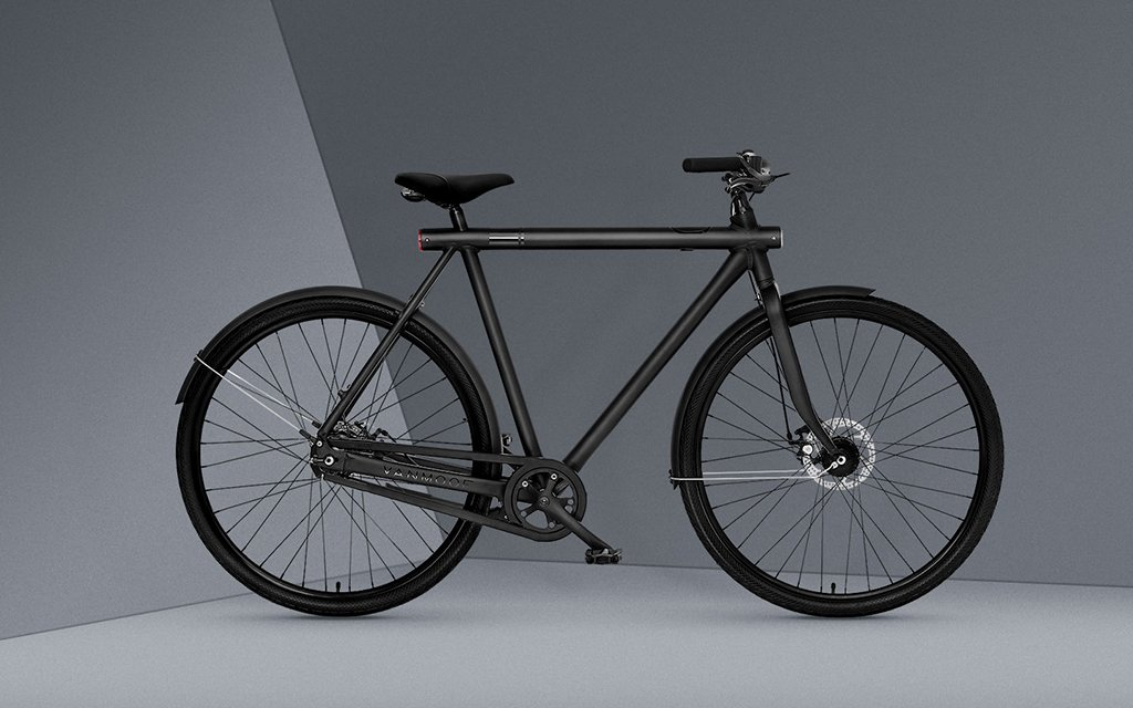 VanMoof SmartBike Is Virtually Unstealable - InsideHook