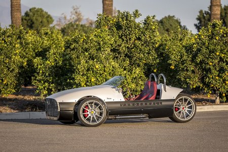 You Could Buy a Family Car, or You Could Buy This Hand-Crafted Roadster