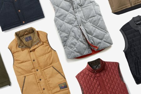 The Range: 10 Vests Every Man Should Consider This Fall