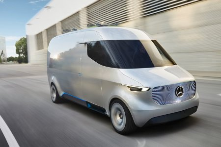 This Drone-Equipped Van Is Coming to Replace Your Postman