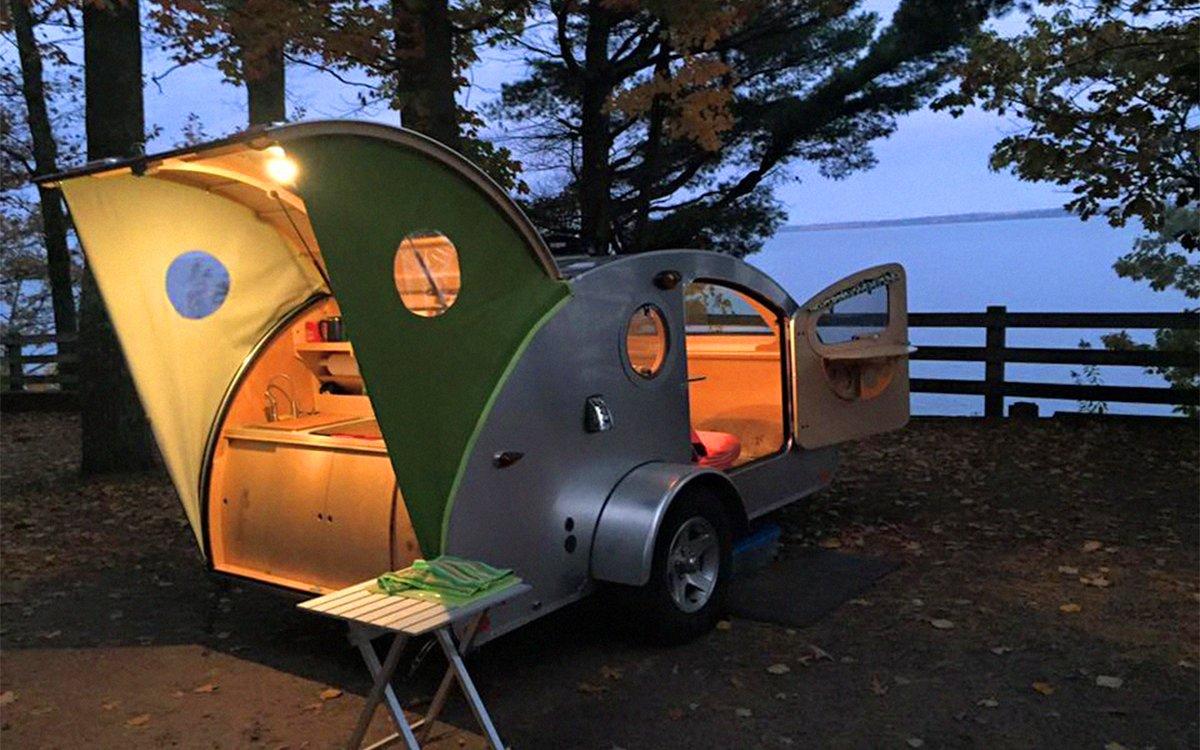 Why's It Called a Teardrop Camper If It Brings Us So Much Joy?