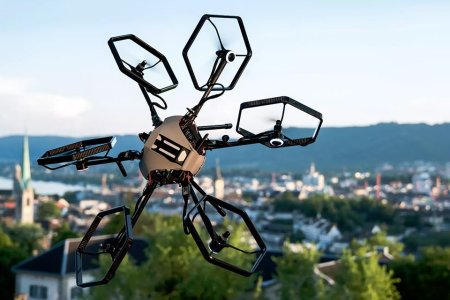 Yeah, but Does Your Drone Do Its Own Stunts?