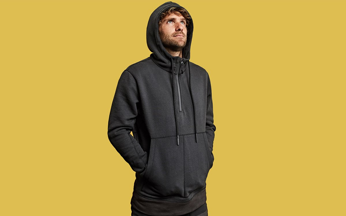 A Kevlar Hoodie Fit for an Off-Duty Spy