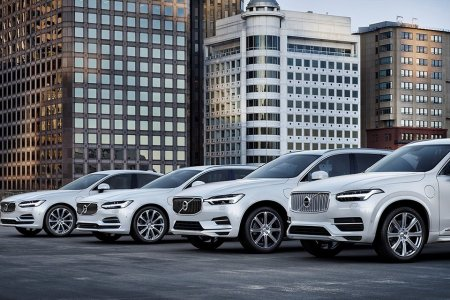Volvo Is Breaking Up With Fossil Fuels for Good