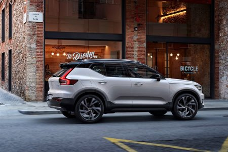 Volvo's New Small SUV Can Be Upgraded Like a Phone Plan