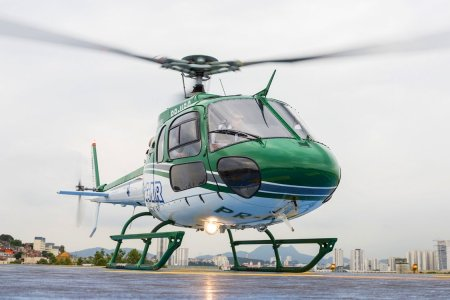 You Knew This Was Coming, and It's Here: Uber for Helicopters