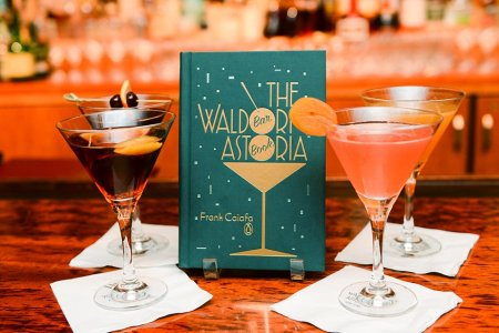 The History of New York, in Cocktails