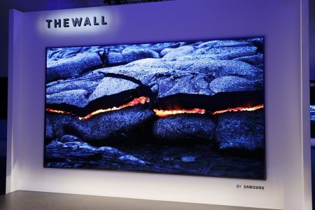 Samsung's 146-Inch 'The Wall' TV Just Got a Bigger Brother